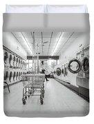 Laundry Room Duvet Cover
