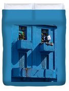 Laundry - Sao Paulo Duvet Cover