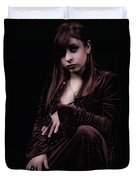 Laura Witch Duvet Cover