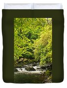 Lauragh River West Cork Duvet Cover