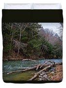 Laurel Hill Creek Duvet Cover