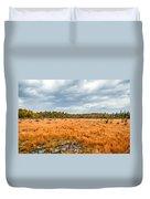 Laurel Summit State Park Bog Duvet Cover