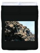Lava Formations Duvet Cover