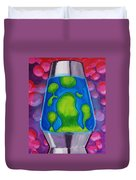 Lava Lamp Duvet Cover