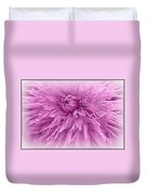 Lavender Beauty Duvet Cover