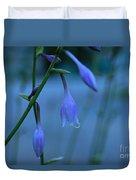 Lavender Evening Duvet Cover