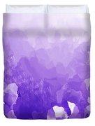 Lavender Fantasy Duvet Cover