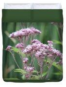 Lavender Wildflower Duvet Cover