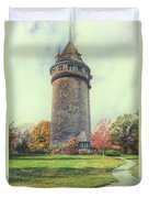 Lawson Tower Duvet Cover