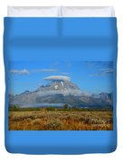 Layering Clouds Duvet Cover