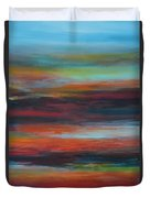 Layers IIi Duvet Cover