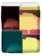 Layers Of Fog Duvet Cover
