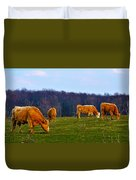 Lazy Meadow Duvet Cover