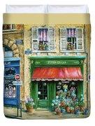 Le Fleuriste Duvet Cover