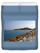 Le Fort Carre - Antibes - France Duvet Cover