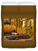 Lazy Afternoon Sun Duvet Cover