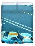 Le Mans 68 Duvet Cover