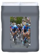 Le Tour De France 2014 - 2 Duvet Cover