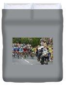 Le Tour De France 2014 - 5 Duvet Cover