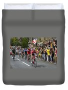 Le Tour De France 2014 - 9 Duvet Cover