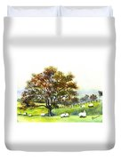 Lead My Way Duvet Cover