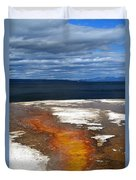 Lead The Way Duvet Cover