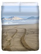 Leading To The Cape Duvet Cover