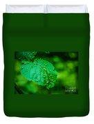 Leaf Gall Duvet Cover