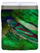 Leaf Hopper Duvet Cover