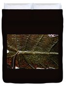 Leafage Duvet Cover