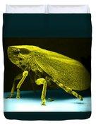 Leafhopper, Sem Duvet Cover