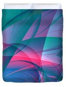 Lean On Me Duvet Cover