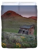 Leaning Shed Duvet Cover