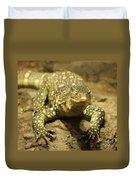 Leapin Lizards Duvet Cover