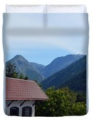 Leavenworth Duvet Cover