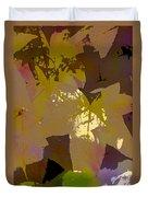 Leaves 9 Duvet Cover