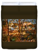 Leaves - Impressions Duvet Cover