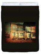 Leaving Home II Duvet Cover by Taylan Apukovska