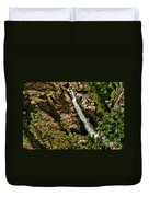 Leavitt Falls  Duvet Cover