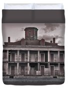 Louisiana Plantation House Duvet Cover