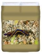 Leech Headshield Slug Duvet Cover