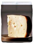 Leerdammer Cheese, Prague, Czech Duvet Cover