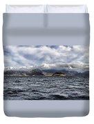 Leeward Coast-oahu Hawaii  Duvet Cover