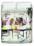 Legato Duvet Cover by Jeremy Annett