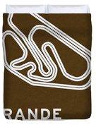 Legendary Races - 1973 Grande Premio Do Brasil Duvet Cover