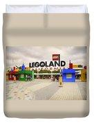 Legoland California Duvet Cover