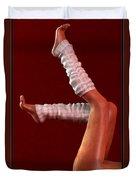 Legs II... Duvet Cover