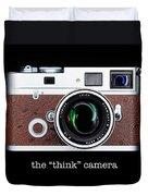 Leica M7 Duvet Cover by Dave Bowman