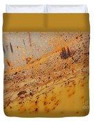 Lemon Aide Duvet Cover