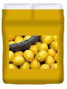 Lemons 01 Duvet Cover